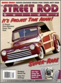 Subscribe to Street Rod Builder Magazine