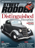 Subscribe to Street Rodder Magazine