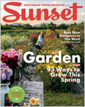 Subscribe to Sunset Magazine
