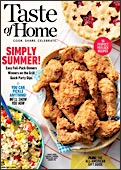 Subscribe to Taste of Home Magazine