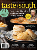 Best Price for Taste of the South Magazine Subscription