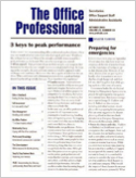 Subscribe to The Office Professional Magazine