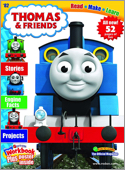 Subscribe to Thomas & Friends Magazine