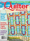 Subscribe to The Quilter Magazine