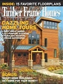 Subscribe to Timber Frame Homes Magazine