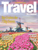 Subscribe to Travel 50 & Beyond Magazine