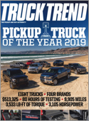 Subscribe to Truck Trend Magazine