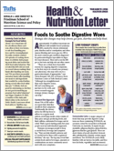 Subscribe to Tufts University Health and Nutrition Letter Magazine