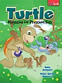 Subscribe to Turtle (1year) Magazine