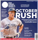 Subscribe to USA TODAY Sports Weekly Magazine