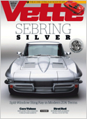 Subscribe to Vette Magazine