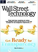 Subscribe to Wall Street & Technology Magazine