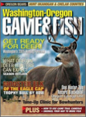 Subscribe to Washington/Oregon Game & Fish (1 year) Magazine