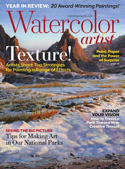 Subscribe to Watercolor Artist Magazine