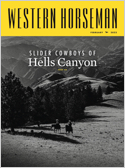 Subscribe to Western Horseman Magazine