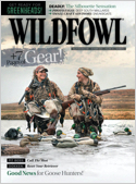 Subscribe to Wild Fowl Magazine