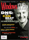 Subscribe to Windows IT Pro Magazine