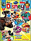Subscribe to Disney and Me Magazine