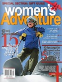 Subscribe to Womens Adventure Magazine