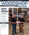 Subscribe to Woodshop News Magazine