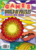 Subscribe to World of Puzzles Magazine