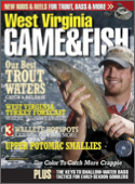 Subscribe to West Virginia Game & Fish (1 year) Magazine
