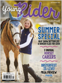 Subscribe to Young Rider Magazine